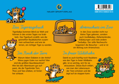"Hallo Tiger 2 - Happy ""Global Tiger Day"""