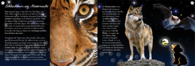 "Hallo Tiger 5 - Happy ""Global Tiger Day"""