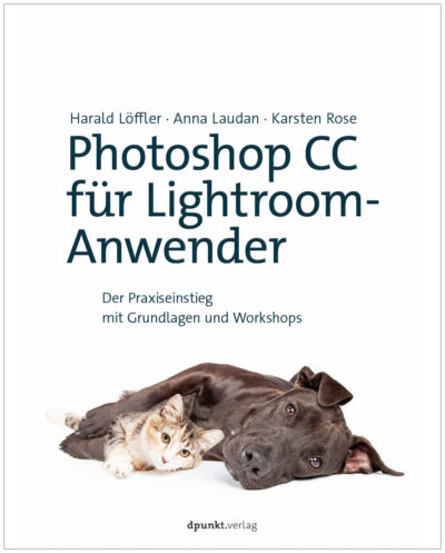 """PS4LR 00 - Lightroom-Tiger-Tipp #6: """"Flecken-Spürhund"""""""