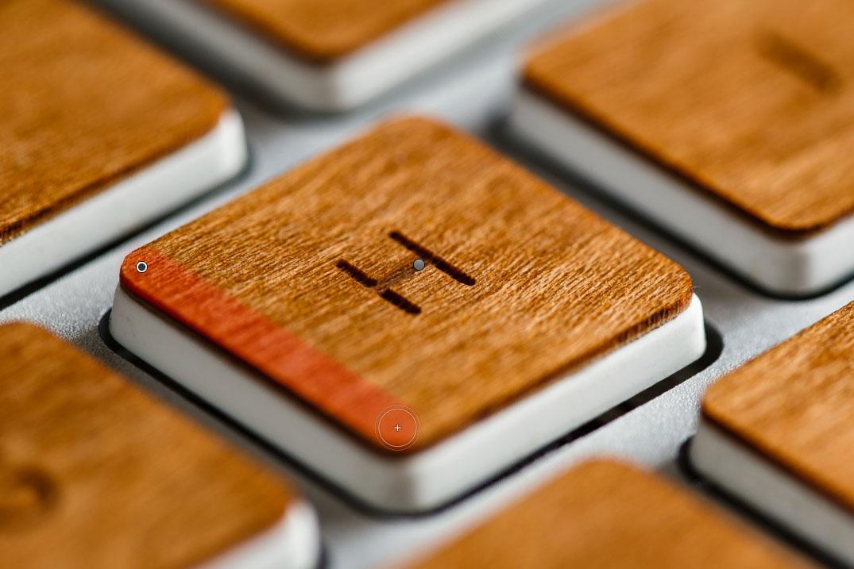 """LTM002 1 04 Plus Pinsel 2. Click - Lightroom-Tipp #2: """"Gerade Linien mit Shift"""""""