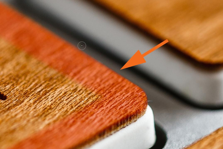 """LTM002 1 11 Minus Pinsel Post Second Click - Lightroom-Tipp #2: """"Gerade Linien mit Shift"""""""