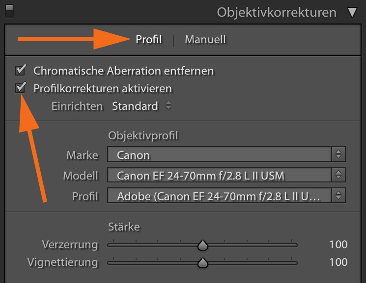 "LTM003 12 Profilkorrektur - Lightroom-Tiger-Tipp #3: ""Performance-Tuning"""