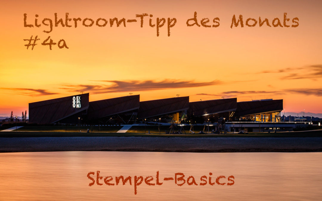 "Lightroom-Tipp #4a: ""Stempel-Basics"""