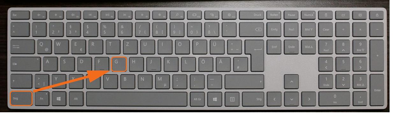 """Tastatur CMD G Win - Lightroom-Tiger-Tipp #9: """"Stapel-Roboter"""""""