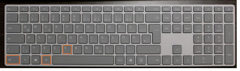 "Tastatur CMD Alt V Win - Lightroom-Tiger-Tipp #13: ""Blitz-Bearbeitung"""