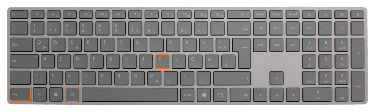 "Tastatur CMD Alt K Win - Lightroom-Tiger-Tipp #8: ""Stichwort-Graffiti"""