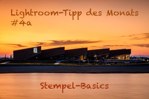 Lightroom-Tipp des Monats #4 – Stempel-Basics